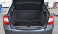 Рапид, 2012 год, багажник